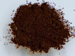 顔料 テラオンブラ(こげ茶)